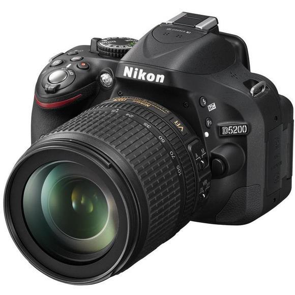 Nikon D5200 + 18-105 mm AF-S DX VR  - 1