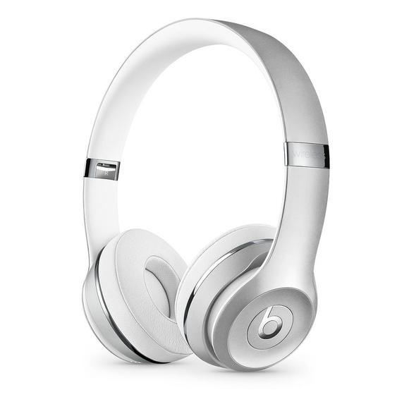 Beats Solo3 Wireless Silver  - 1