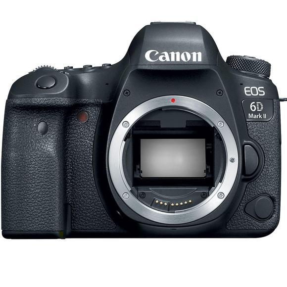 Canon EOS 6D Mark II tělo  - 1