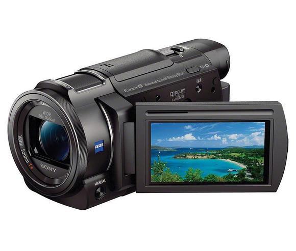 Sony FDR-AX33  - 1