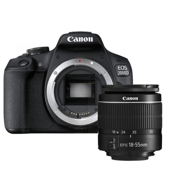 Canon EOS 2000D + Canon 18-55mm DC III  - 1