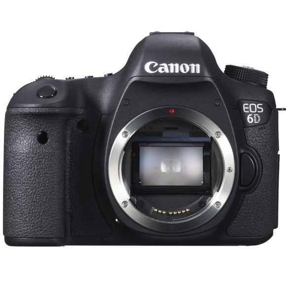 Canon EOS 6D tělo  - 1