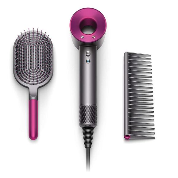 Dyson Supersonic Fuchsia, styling kit  - 1