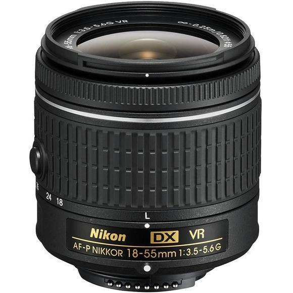 Nikon 18-55mm f/3,5-5,6G AF-P DX VR  - 1