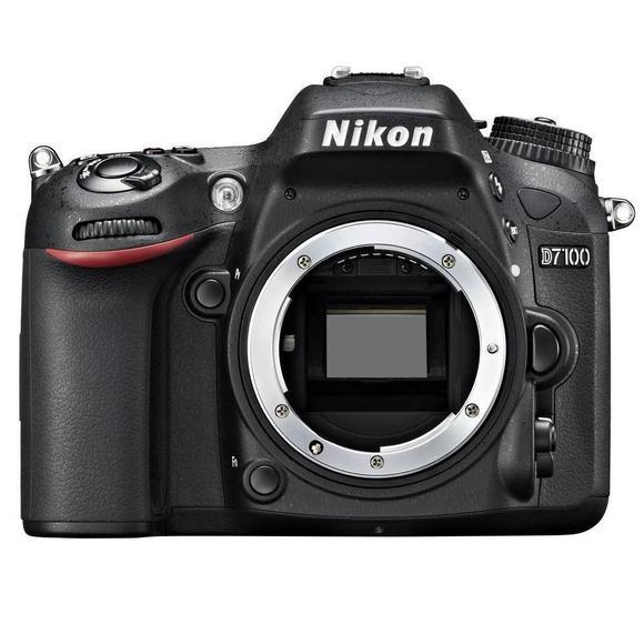 Nikon D7100 tělo  - 1