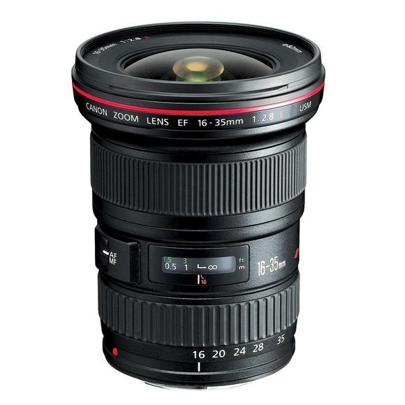 Canon EF 16-35mm f/2,8L USM  - 1