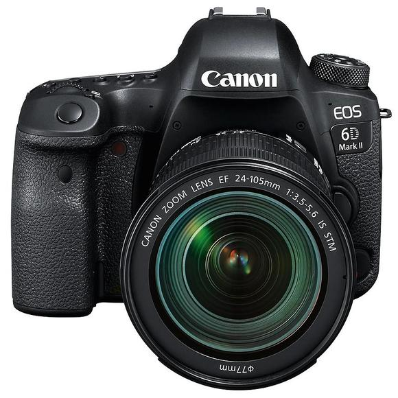 Canon EOS 6D Mark II + 24-105mm  IS STM  - 1