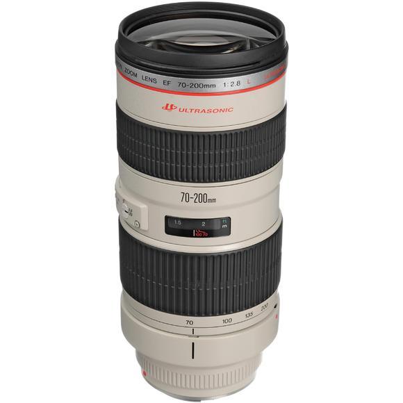 Canon EF 70-200mm f/2.8L USM -  POŠKOZENÝ OBAL  - 1