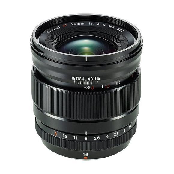 Fujifilm XF 16mm f/1.4 WR  - 1