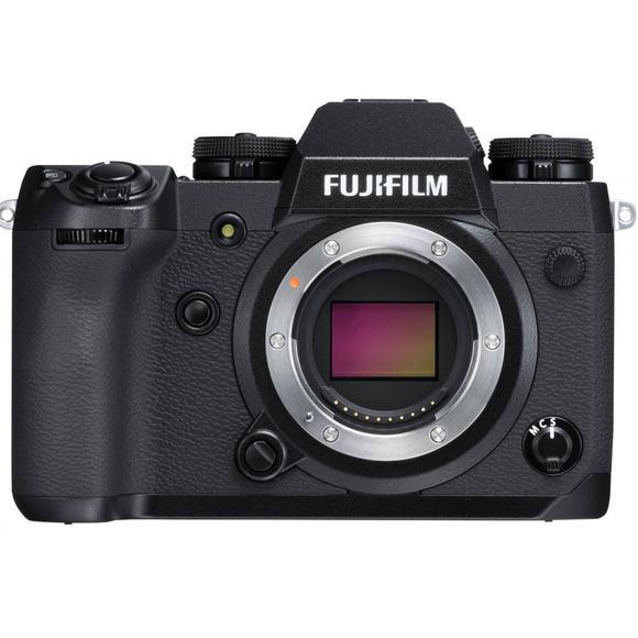 Fujifilm X-h1 tělo černé  - 1