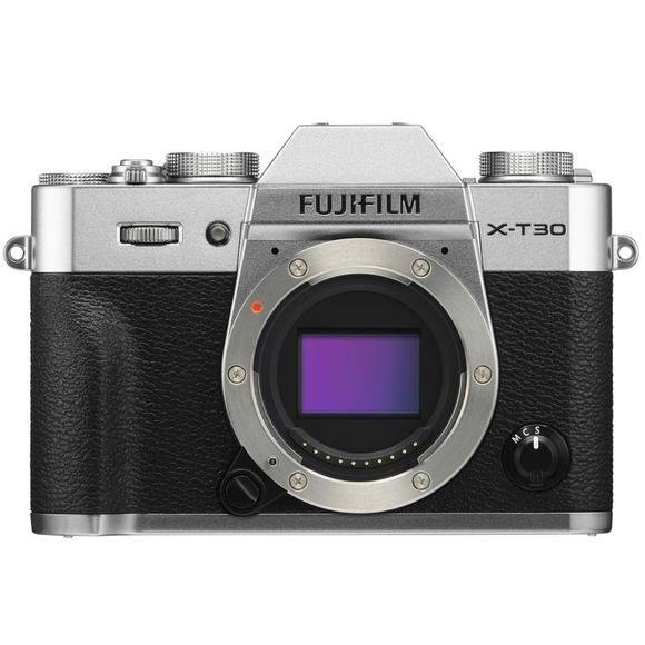 Fujifilm X-T30 Body Silver  - 1