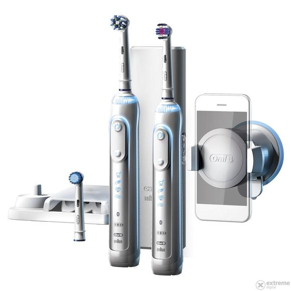 Braun Oral-B Genius PRO 8900 Cross Action + Bonus Handle  - 1