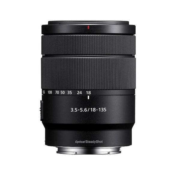 Sony E 18-135mm F3.5-5.6 OSS  - 1