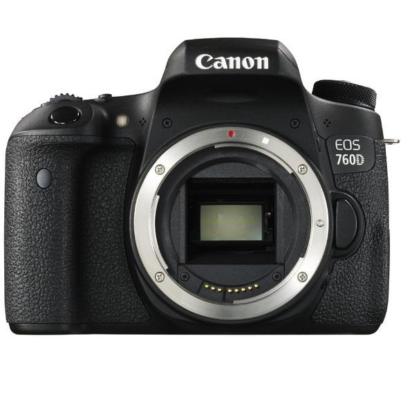 Canon EOS 760D tělo  - 1