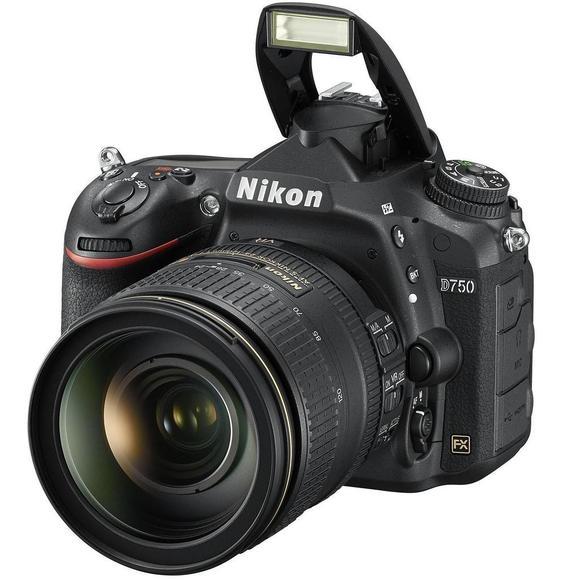 Nikon D750 + 24-120 mm AF-S VR  - 1