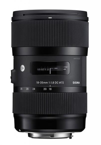 Sigma 18-35mm f/1,8 DC HSM Art Nikon  - 1