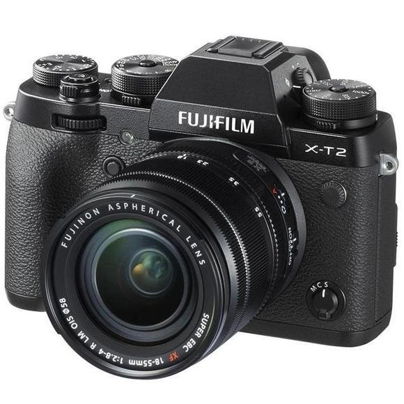 Fujifilm X-T2 + 18-55 mm černý  - 1