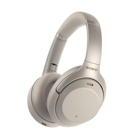 Sony WH-1000XM3 silver  - 1