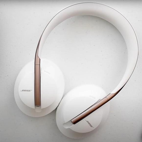 Bose Noise Cancelling Headphones 700, Soapstone  - 1