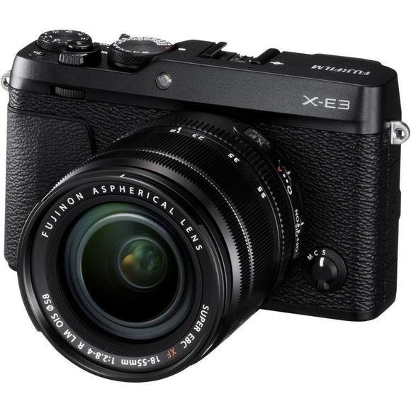 Fujifilm X-E3 + XF 18-55 černý  - 1