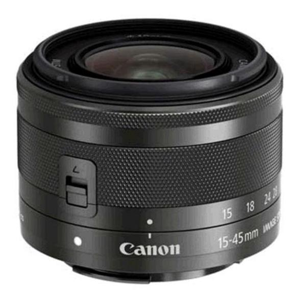 Canon EF-M 15-45mm f/3.5-6.3 IS STM  - 1