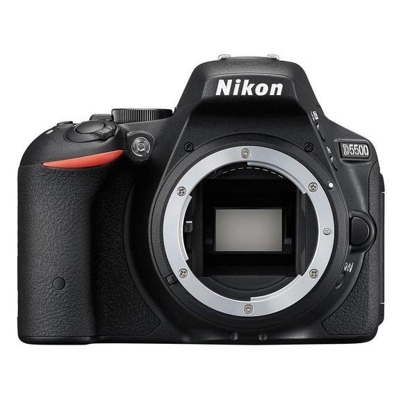 Nikon D5500 tělo  - 1