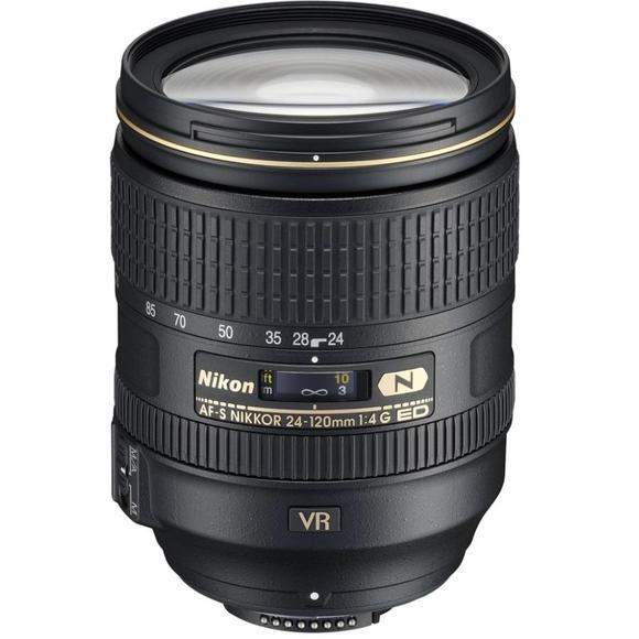 Nikon 24-120mm f/4G ED AF-S VR  - 1