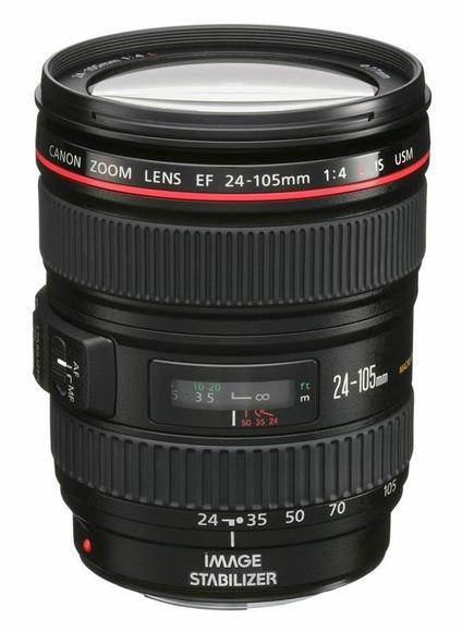 Canon EF 24-105mm f/4.0L IS USM  - 1