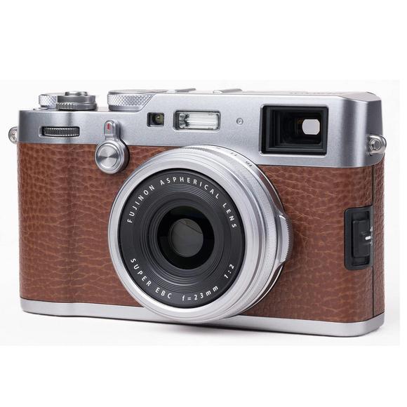 Fujifilm FinePix X100F hnědý  - 1