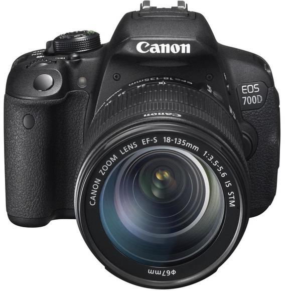 Canon EOS 700D + 18-135 IS STM  - 1