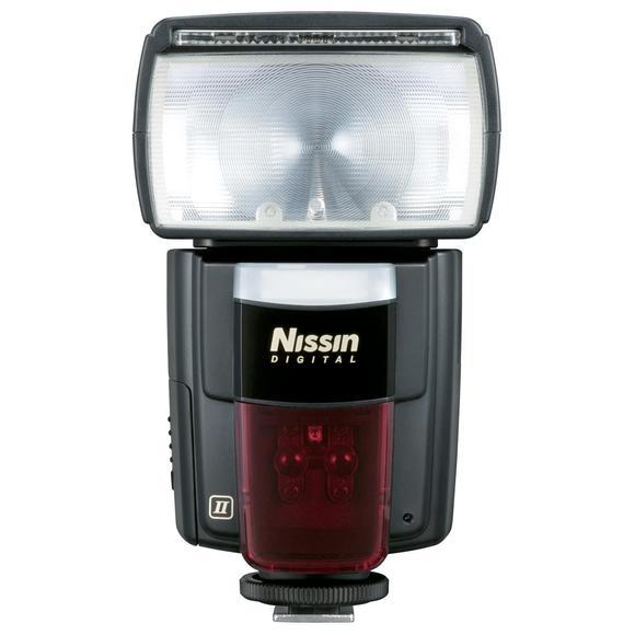 Nissin Speedlite Di866 Mark II Canon  - 1