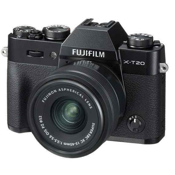 Fujifilm X-T20 +XC 15-45mm f/3,5-5,6 OIS PZ  - 1