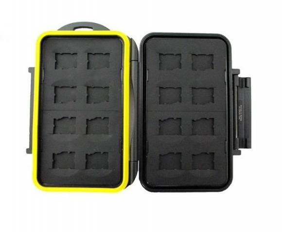 JJC MC-MSD16 Memory Card Case  - 1