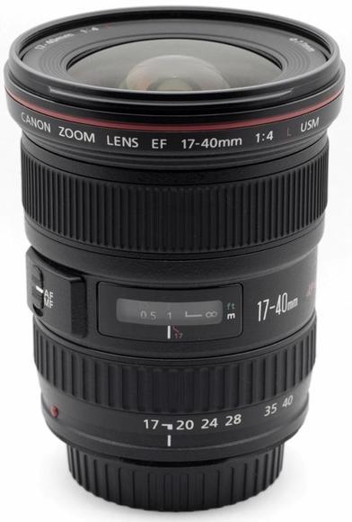Canon EF 17-40mm f/4L USM  - 1