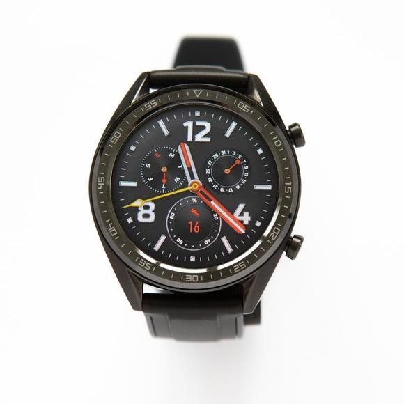Huawei Watch GT BAZAR. Použité.Vadne tlačítko  - 1