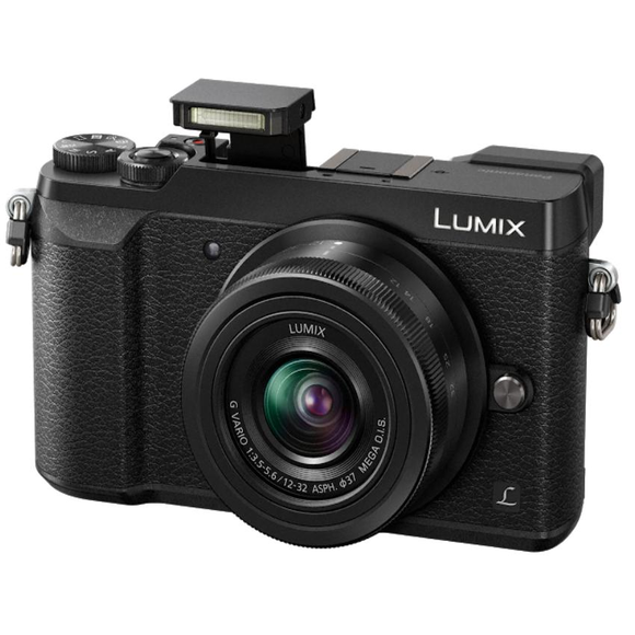 Panasonic Lumix DMC-GX80 + 12-32mm  - 1