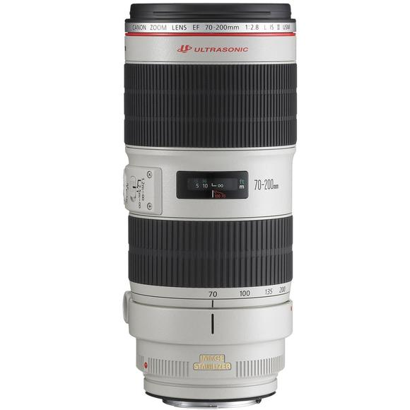 Canon EF 70-200mm f/2.8L IS II USM  - 1