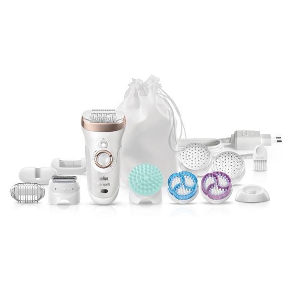 Braun Silk-epil 9 9-961v SkinSpa Wet & Dry Set  - 1