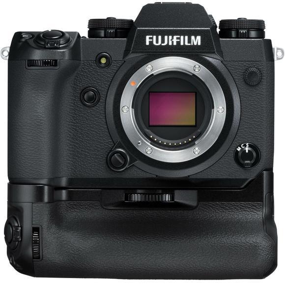 Fujifilm X-H1 Body+ VPB-XH1 battery grip  - 1