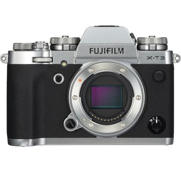 Fujifilm X-T3 Body stříbrná  - 1