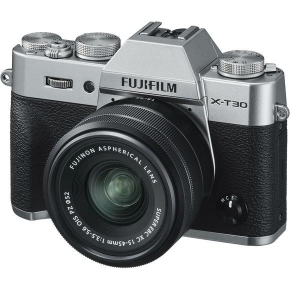 Fujifilm X-T30 +  XC 15-45 mm Silverer  - 1
