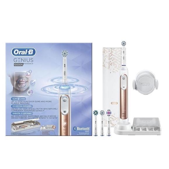 Oral-B Genius 10000 Rose Gold  - 1
