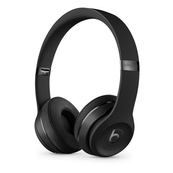 Beats Solo3 Wireless Matte Black  - 1