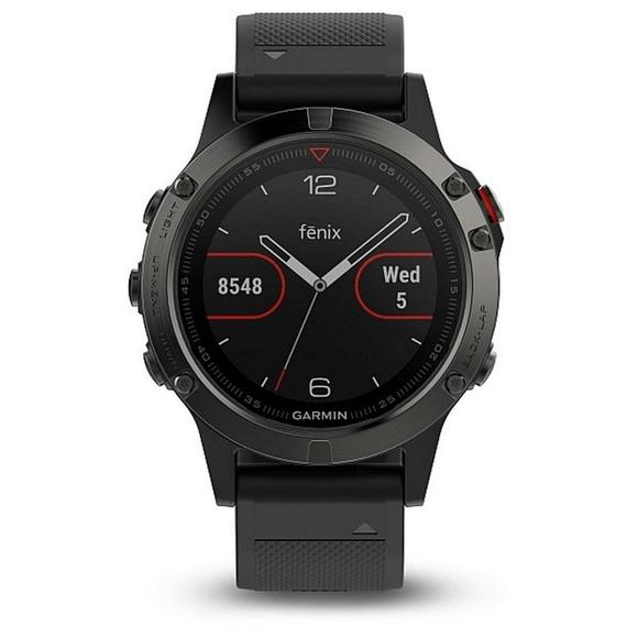 Garmin fenix5 Gray Optic  - 1