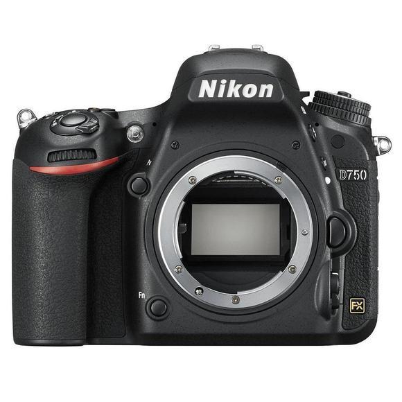 Nikon D750 tělo  - 1