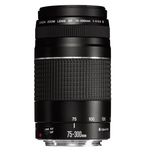 Canon EF 75-300mm f/4-5,6 III  - 1