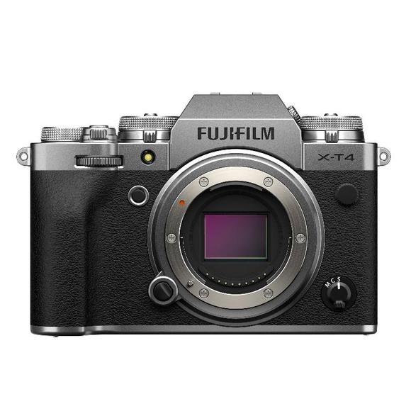 Fujifilm X-T4 Body Silver  - 1
