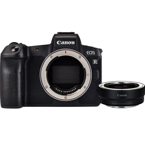 Canon EOS R tělo + Adaptér EF-EOS R   - 1