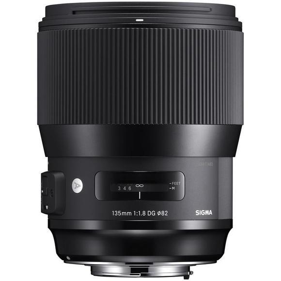 SIGMA 135MM F/1.8 DG HSM ART Canon  - 1