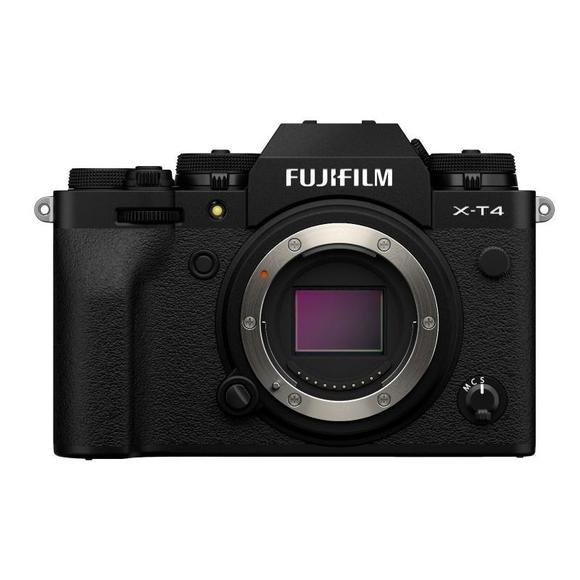 Fujifilm X-T4 Body  Černá  - 1